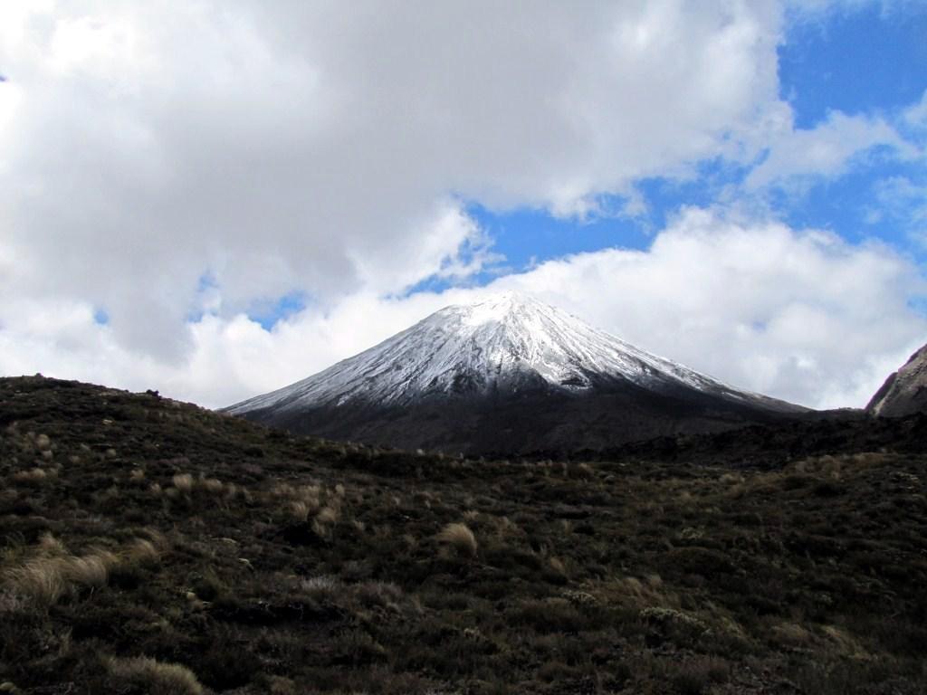 Mt Ngauruhoe oder Mt Doom